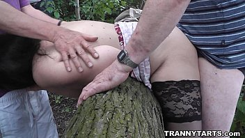 outdoor granny orgy Wifes ass in air