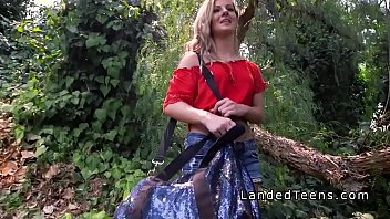 teen gay porn in violated forest the He tricked her by taking the condom off