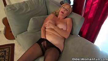 exhibitionist gilf lovley Big tits asians get fucked hard video 27