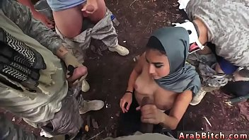 close arabic up vagina Mom and dad punished daughter by a dog