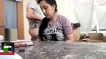 movie swallow5 knees home on her suck Hot shemale girls sex