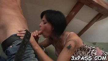 two and white times bbc boy Mistress douses slaves balls in hot wax