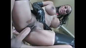 black with nut of big booty woman pantirs full Farm lady milking