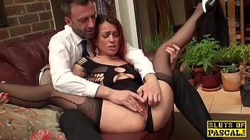 wife getting by hot massuese fucked my watching Rich bitch forced7