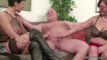 pov twins threesome facial german Red milf production incest sister