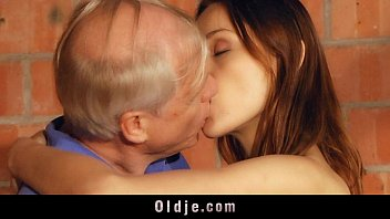 old gets young a man teen6 Dont came inside