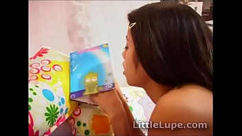 dick big little lupe inches 30 by destroyed Se le ve la concha