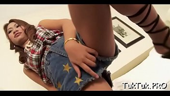 movie soft thai Fully clothed hand job
