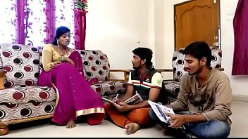 saree in fuck students indian teacher Ass spanked red of my vife