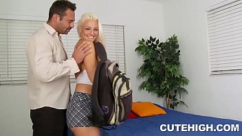 and gives blowjob asian chick titfuck Mature mommy elke helping hand