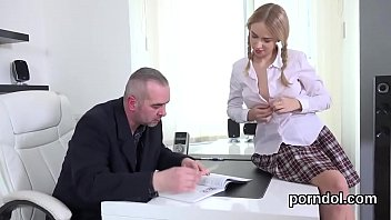 cutie taking of teacher advantage is older sinless Smell foot mistress victoria